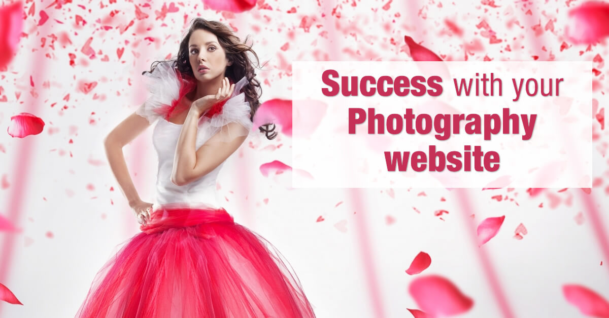 create your photography website