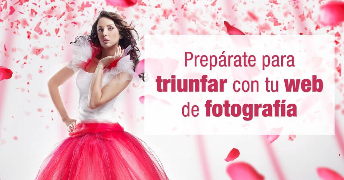 Cómo crear tu web de Fotografía